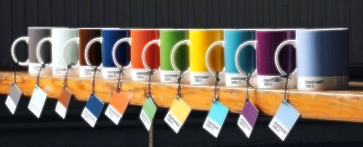 为什么有的颜色看起来非常高档
